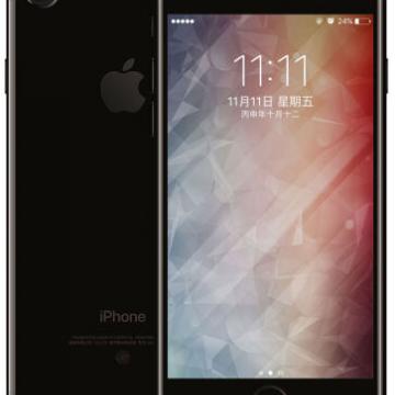 iPhone7 256G金、
