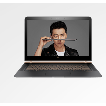 HP Spectre Noteb