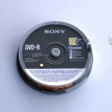 索尼DVD8.5G